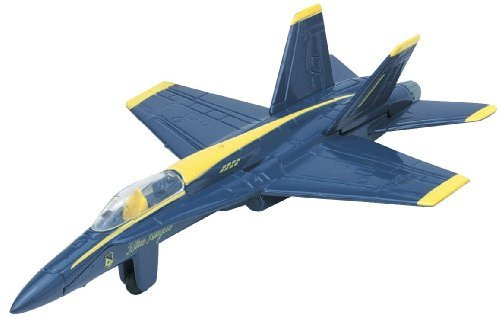 Diecast F/A-18 Hornet Blue Angels - 6 Long by Sky Wings