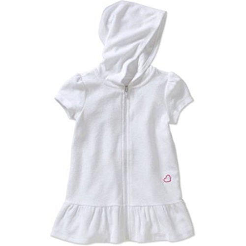 Little Girls Toddler Hooded Swimsuit product image