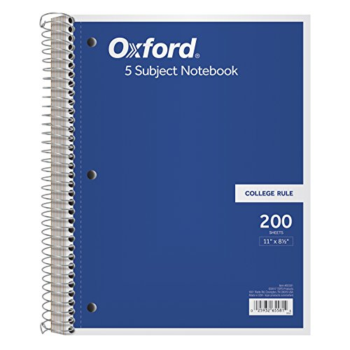 200 Sheet Notebook - 8