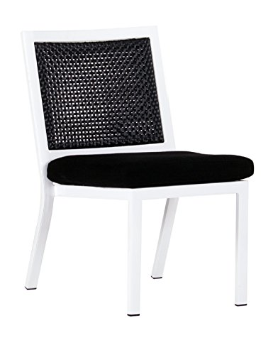 Koverton Parkview Woven Armless Dining Chair, CANVAS ANTI...