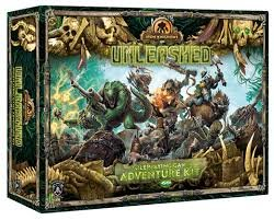 Privateer Press Iron Kingdom RPG: Unleashed Adventure Kit