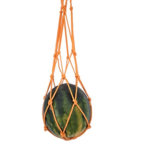 Bootstrap Farmer Melon Hammocks - 25 Pack, Cradles - Nets for Melons, Perfect for Growing Cantaloupe, Honeydew, Watermelon, ()