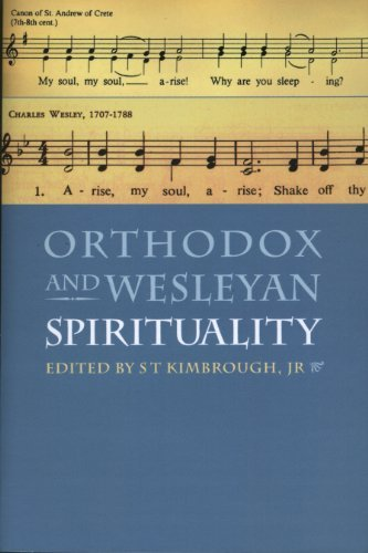 Read Online Orthodox and Wesleyan Spirituality pdf