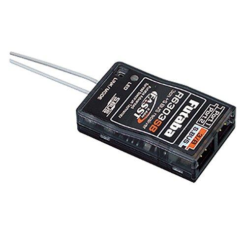 双葉電子工業 R6303SB (空用 S.BUSレシーバー) 00106847-1 B008MPWNSM