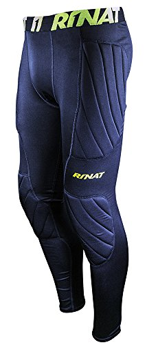 (Rinat Goalkeeper Padded Compression Legging (Adult Medium))
