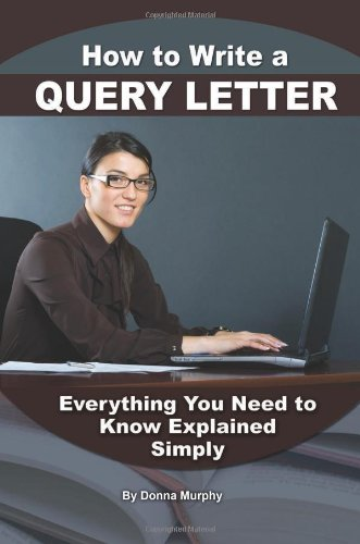 how to write a query letter to literary agent