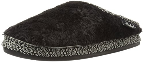 Woolrich on Black Women's Slip Slipper Mule Whitecap qqxgUHwa