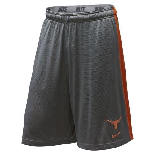 Texas Longhorns Dri-fit Seasonal Varsity Mesh Short - Men - M (Shorts Longhorns Texas)