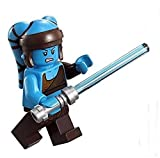 LEGO Aayla Secura Minifigure with Lightsaber