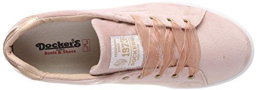 Mujer Zapatillas 760 700760 Rosa Rosa Dockers 38pd205 by Gerli para xpnwfY