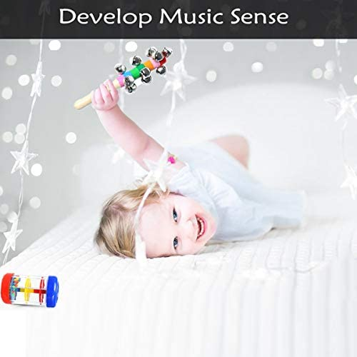 toys, games, learning, education, musical instruments,  drums, percussion 12 image Toddler Musical Instruments Ehome 15 Types 22pcs Wooden promotion