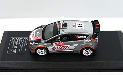 OPO 10 - Ford Fiesta RS WRC R.Kubica/M.SZCZEPANIAK Rally Monte ...
