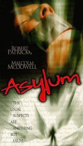 Asylum [VHS]
