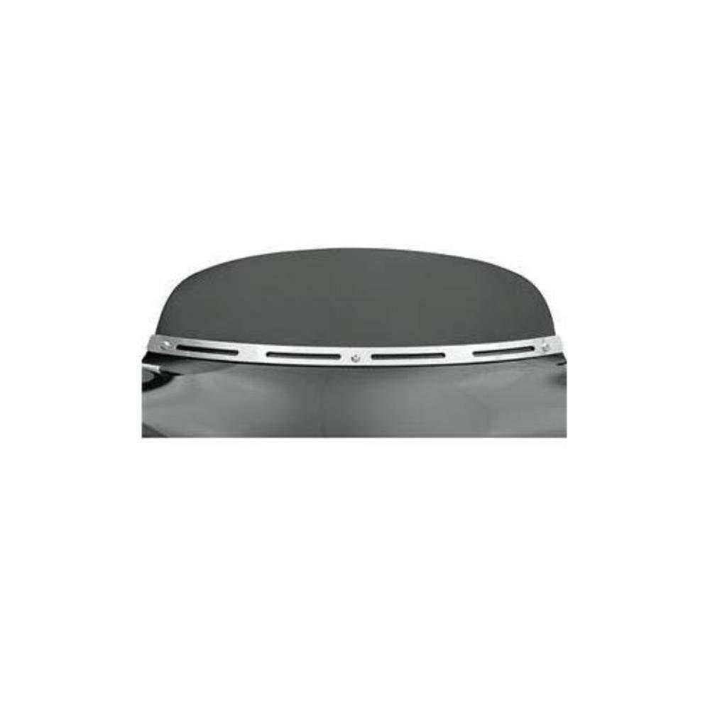 Memphis Shades Batwing Fairing Slotted Fat-Style Windshield Trim MEM0911