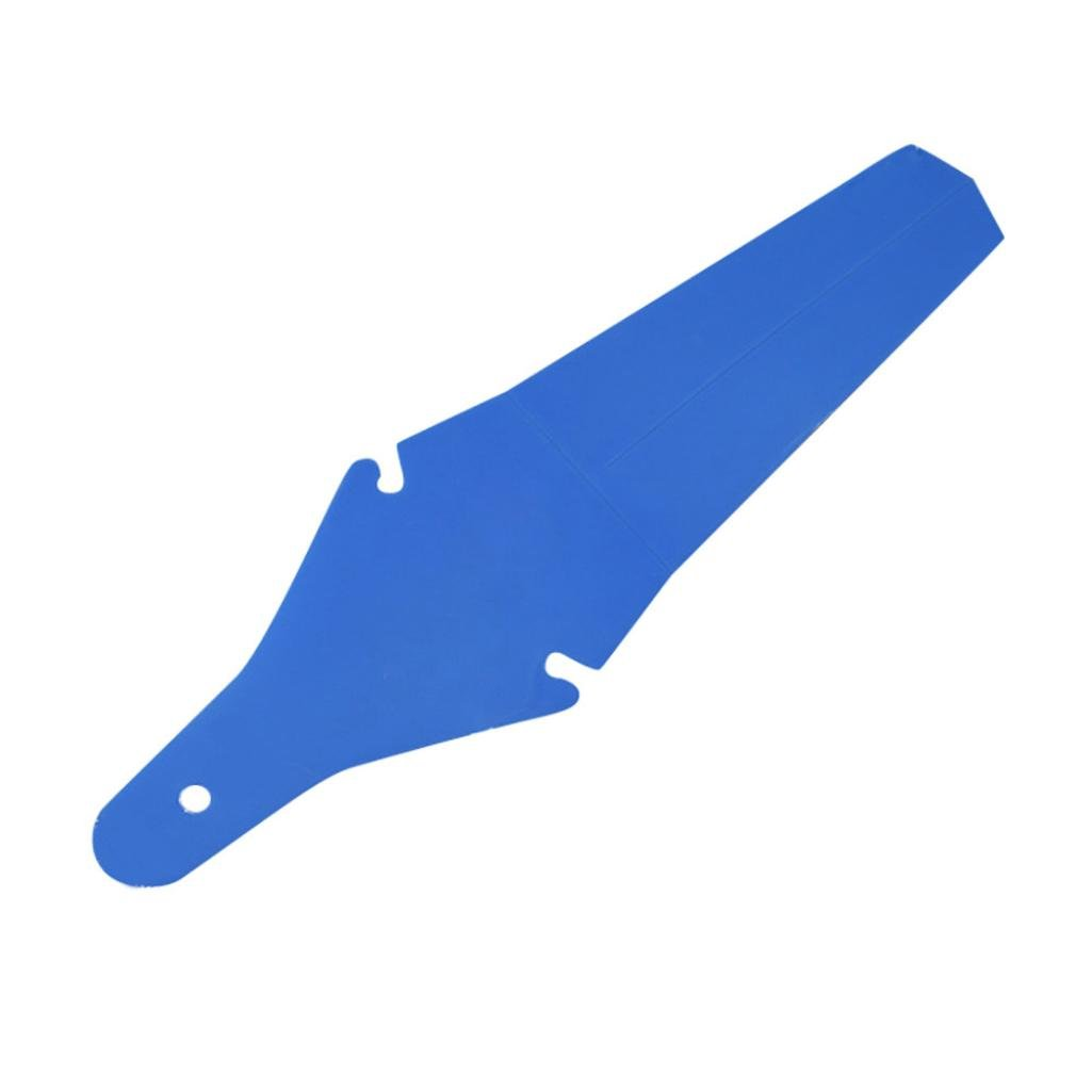 Coohole Simple Installation Bike Bicycle Mudguards Mountain Cycling Fender (Blue) by Coohole (Image #1)