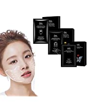 3 Boxs/15 Pairs Beauty Face Nutrition Wrinkle Removal Lift Sticker, Face Forehead Eye Sticker for Anti-Aging and Anti-Wrinkle