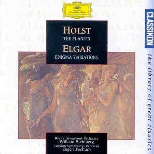 Elgar, Holst: Orchestral Works (Steinberg, Jochum)