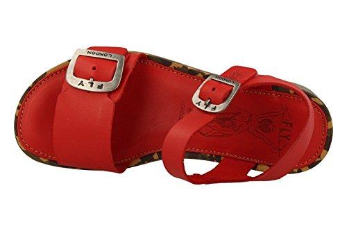 Fly London Sandaler P144230004 Rød