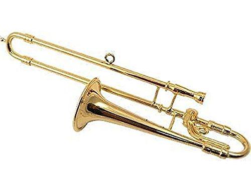 Gold Mini Sousaphone Ornament Decoration Music by sousaphone