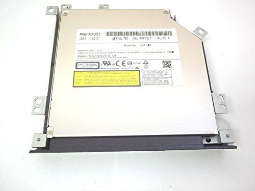 - SONY VAIO VGN-L VPCL VPCL137FX Blu-ray Combo BD-ROM DVD-RW DRIVE UJ141