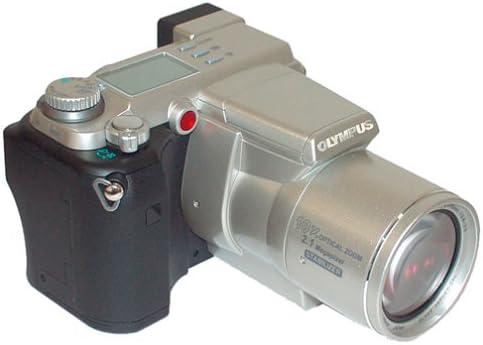B00004Y2MM Olympus C-2100 2MP Digital Camera w/ 10x Optical Zoom 41ANNH3GZVL.