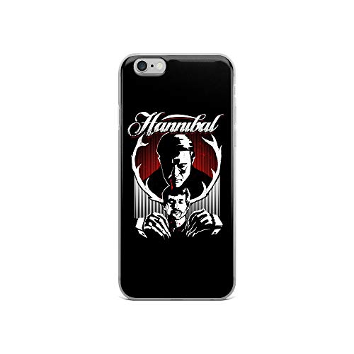 iPhone 6/6s Case Anti-Scratch Motion Picture Transparent Cases Cover The Wrath of The Lamb Movies Video Film Crystal Clear