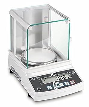 Balanza de precisión [Kern PNJ 600-3M] El nuevo patrón de laboratorio,