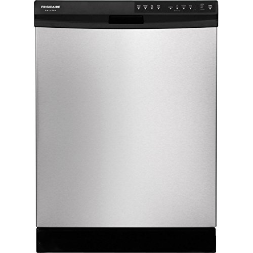 Frigidaire FGBD2438PF Stainless Console Dishwasher