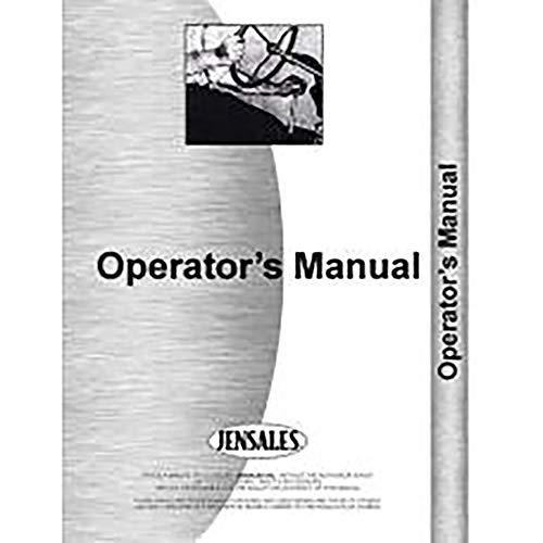 - New Massey Ferguson 1020 Tractor Operator's Manual (2 & 4 Wheel Drive)