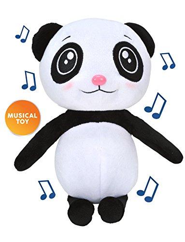 41ANO5K22SL - Little Baby Bum Baby Panda Plush