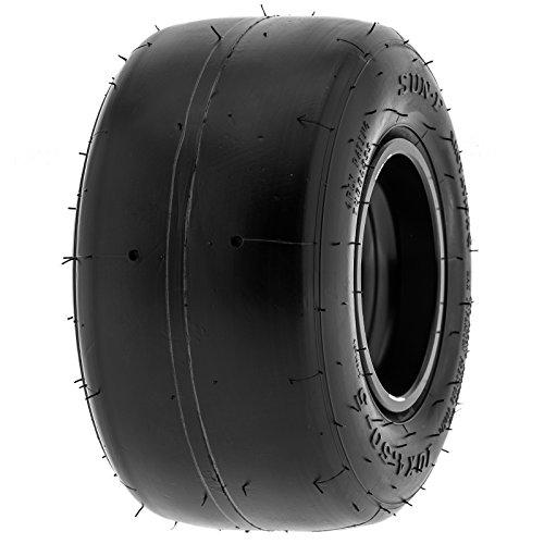 SUNF 10x4.5-5 Tractor Road Go Kart Lawn Mower Tire (Lawn Mower Go Kart)