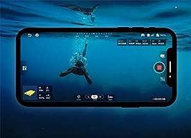 QIANLAI - Mini dron Submarino de 5 Ruedas con cámara 4K ...