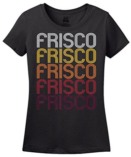 Frisco, CO | Retro, Vintage Style Colorado Pride T-shirt