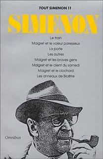 La porte, Simenon, Georges