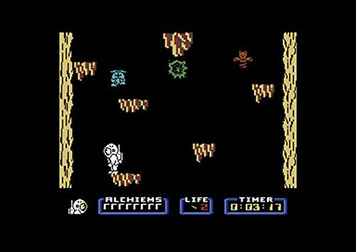 Amazon com: The C64 Mini USA Version: Video Games