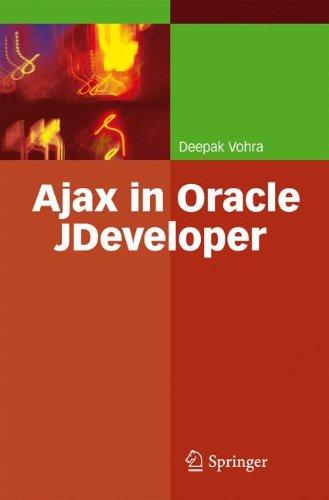 Ajax in Oracle JDeveloper by Springer