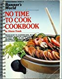 Runner's World No Time to Cook Cookbook, Diana Frank, 0890371725