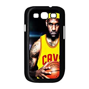 Hard Plastic Cover NBA Cleveland Cavaliers LeBron James Samsung Galaxy S3 I9300 Case