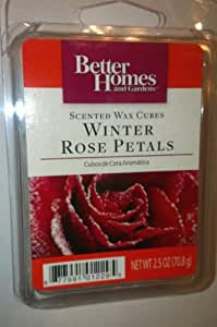 Amazon.com: Better Homes and Gardens Scented Wax Cubes