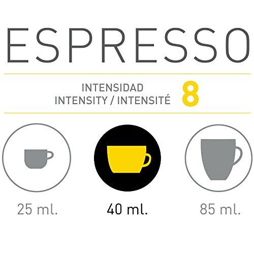 VIAGGIO ESPRESSO - 60 Cápsulas de Café Compatibles con Máquinas Nespresso - ESPRESSO: Amazon.es: Alimentación y bebidas