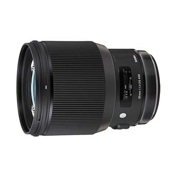 RetinaPix Sigma 85mm f/1.4 DG HSM Art Lens for Canon DSLR Camera