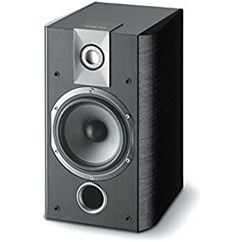 Amazon Focal Chorus 605 2 Way Bass Reflex Bookshelf Speaker