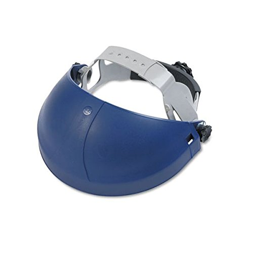 3M - Tuffmaster Deluxe Headgear w/Ratchet Adjustment, Blue 82501-00000 (DMi EA