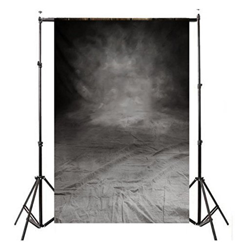 Iii Canvas Framed (Longay 1PCS Vinyl Wood Wall Floor Photography Studio Prop Backdrop Background 3x5FT (G))