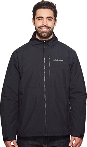 Columbia Men's Tall Utilizer Jacket, Black 2 2X