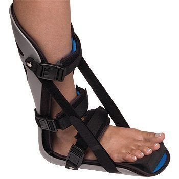 Alphabrace Plantar Fasciitis Night Splint Heel & Foot Pain (Medium) by AlphaBrace