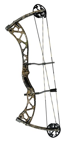 Martin Archery Carbon Fury Short Draw Archery Bow, Ambush-Right Hand Dominant 60 pound draw