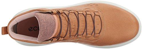 Collo Donna Alto Ecco volluto A Marrone Sneaker Scinapse wxnwB7g4t
