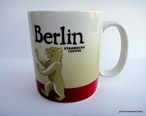 Berlin Germany Starbucks Global Icon Series City Coffee Tea Mug