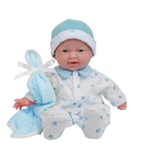41ANUjC41BL - JC Toys, La Baby 11-inch Washable Soft Body Boy Play Doll for Children 12 Months and Older, Designed by Berenguer
